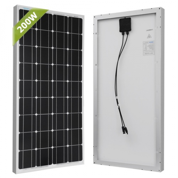 Солнечный панель 200W ODA 200 36-m (Монокристалл)