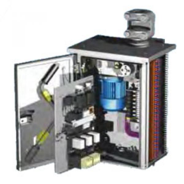 Выносной блок управления двигательным приводом разъединителя 110 кВ ВБУ