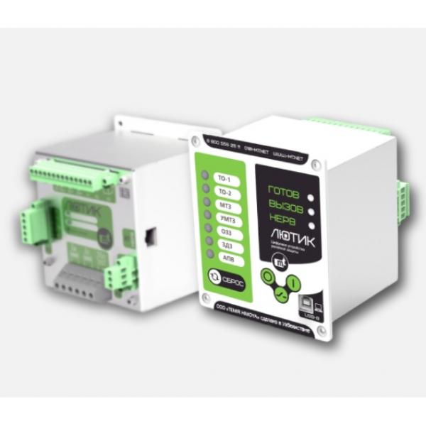 Устройство РЗА Лютик (БЗП-11) - релейная защита