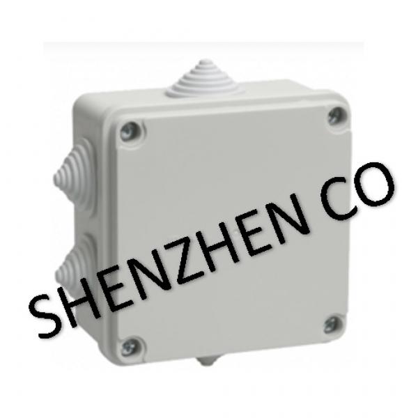 Коробка ответвительная КМ41234 - монтажные коробки для разветвления проводов и кабелей, для скрытия и защиты мест коммутации