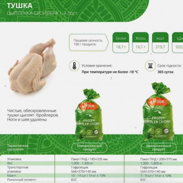Курица Оптом в Ташкенте
