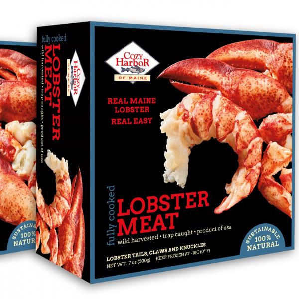 Мясо лобстера