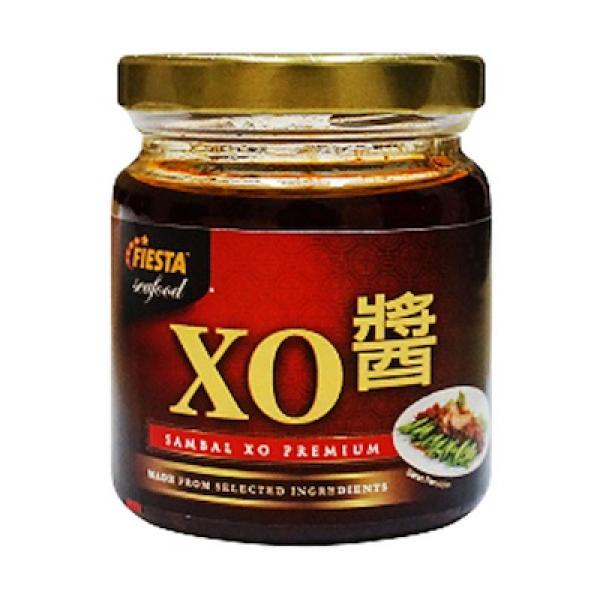 XO соус из морепродуктов