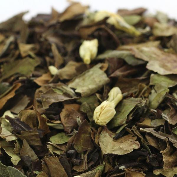 Зеленый чай жасминовый Бай Му Дань
