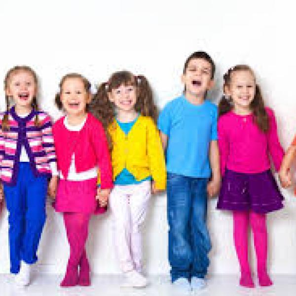 Детская и взрослая одежда в ассортименте