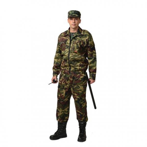 Комплект форменная одежда для военизированной охраны