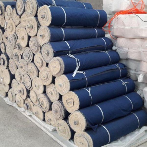 Ткань смесовая износоустойчивая для пошива спецодежды