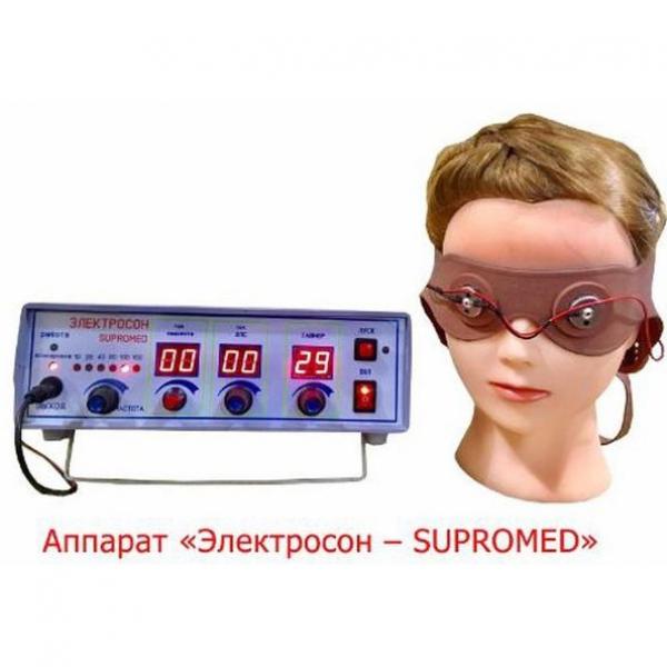 Аппарат дозированного воздействия на кору головного мозга